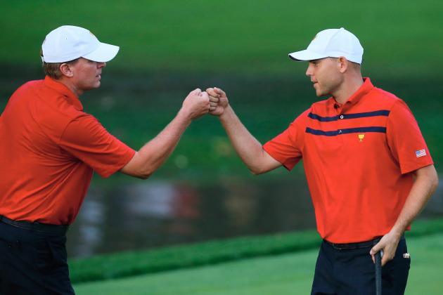 Presidents Cup 2013: Day 3 Leaderboard, Analysis, Highlights and More