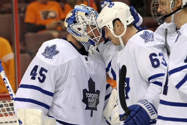 NHL Gamecast: Senators vs. Maple Leafs
