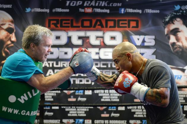 Cotto vs. Rodriguez: Viewing Guide for Saturday's Anticipated Prizefight