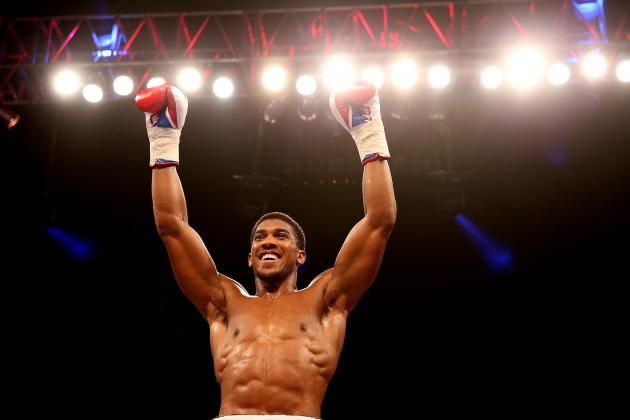Anthony Joshua vs. Emanuele Leo: Winner, Scorecard and Analysis
