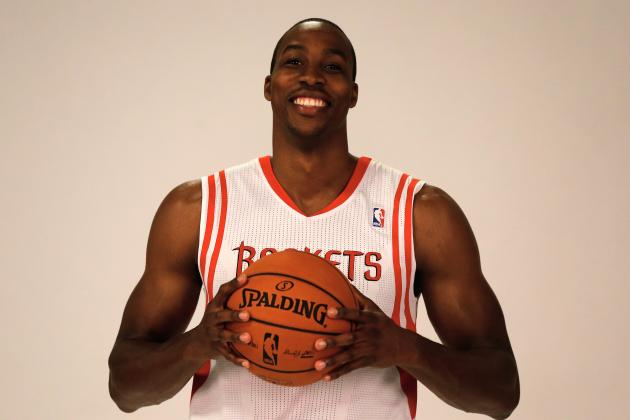 Dwight Howard Set to Make Rockets Debut vs. Pelicans in Preseason Action