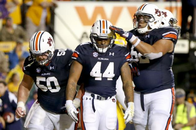 Ole Miss vs. Auburn: Live Game Grades and Analysis for the Tigers