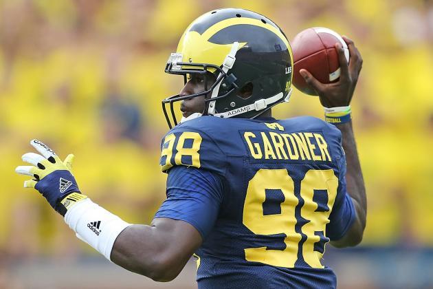 Minnesota vs. Michigan: Wolverines Take Baby Steps with QB Devin Gardner
