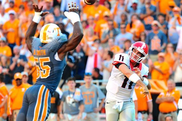 Georgia vs. Tennessee: Score, Grades and Analysis