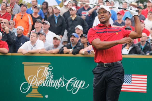 Tiger Woods' Dominant Year Will Be Capped off by Winning 2013 Presidents Cup