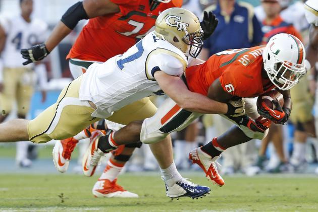 Georgia Tech vs. Miami: Canes Prove Legitimacy, Maturity with 2nd-Half Dominance