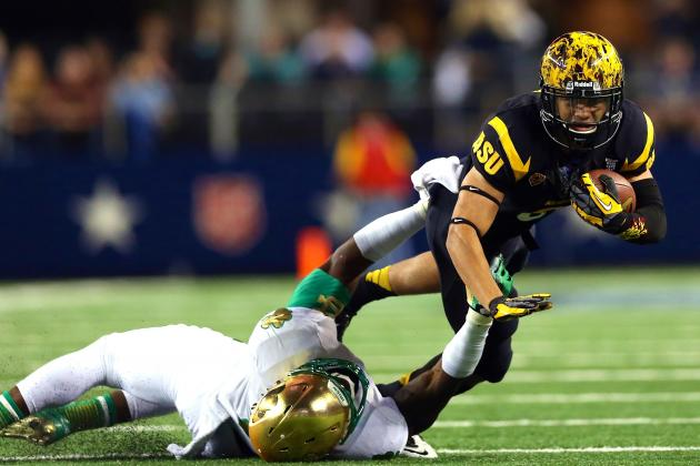 Arizona State vs. Notre Dame: Live Score, Analysis and Results