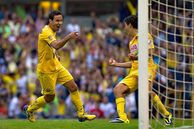 Club America vs. Guadalajara: Score, Recap and More for El Super Clasico 2013