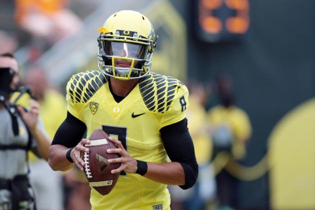 Instant Reaction to Marcus Mariota After Week 6 Performance vs. Colorado