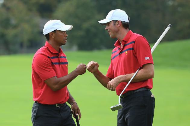 Presidents Cup 2013: What Makes Tiger Woods and Matt Kuchar the Perfect Pair?