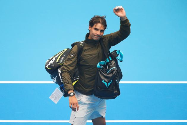 Nadal vs. Djokovic: Rafa Will Cement No. 1 Status in China Open 2013 Final