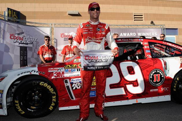 Hollywood Casino 400 2013: Start Time, Lineup, TV Schedule and More