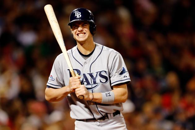 MLB Playoffs 2013: ALDS Features Red Sox Fans Mocking of Rays' Wil Myers