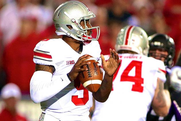 Ohio State vs. Northwestern: Live Score and Highlights
