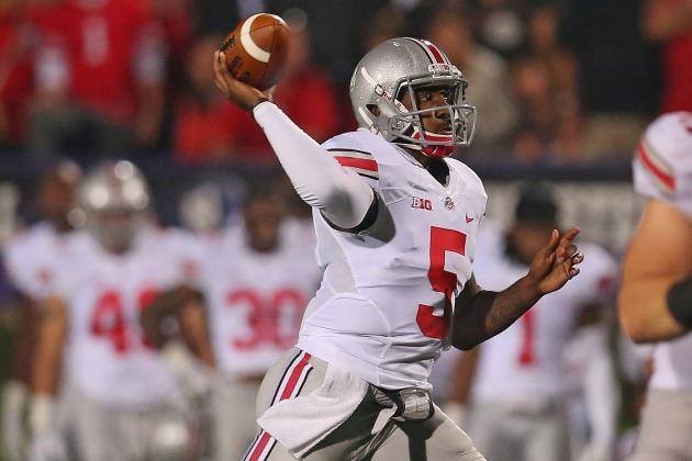 College Football Week 6: Live Scores, Highlights and Reaction
