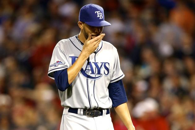 How Red Sox Have Made Rays' Dominant Pitching Staff Look Human
