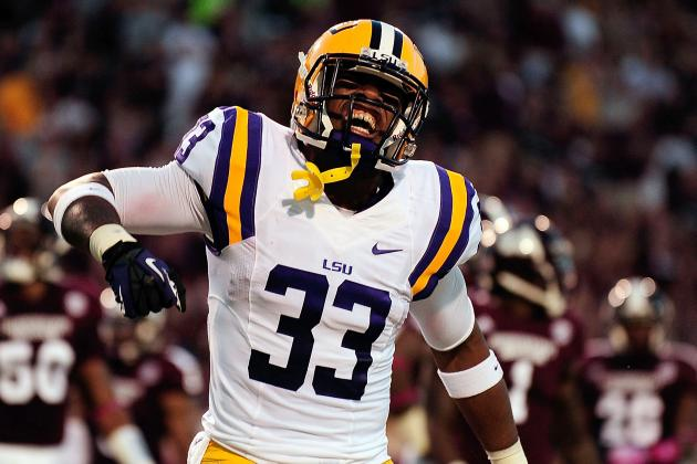 LSU Wins Wild Offensive Battle with Mississippi State, 59-26