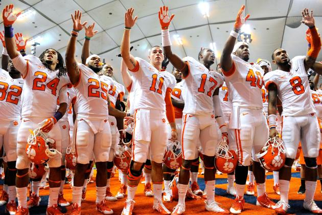 For Clemson This Year, It's Not Whether It Slips Up but How Far It Goes