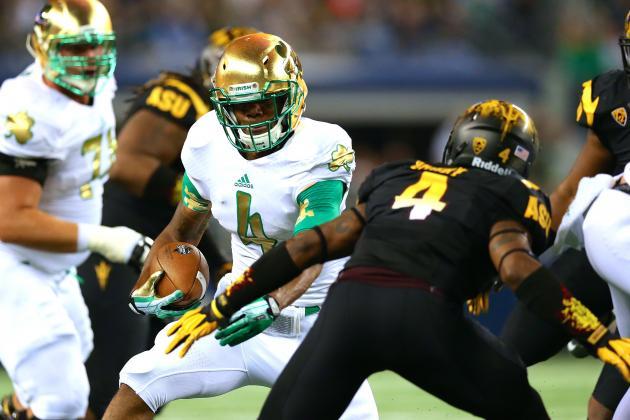 Arizona State vs. Notre Dame: Score, Grades and Analysis