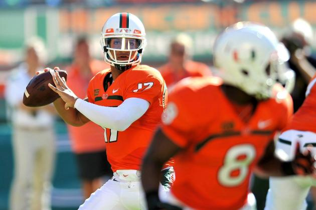 Georgia Tech vs. Miami: If Stephen Morris Can Get Healthy, Canes Can Be a Player