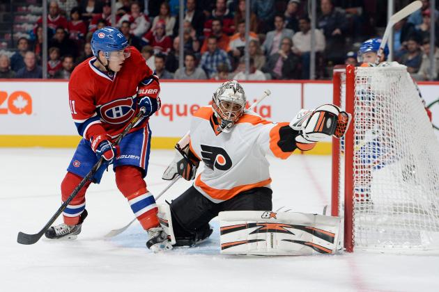 Canadiens drop Flyers to 0-2