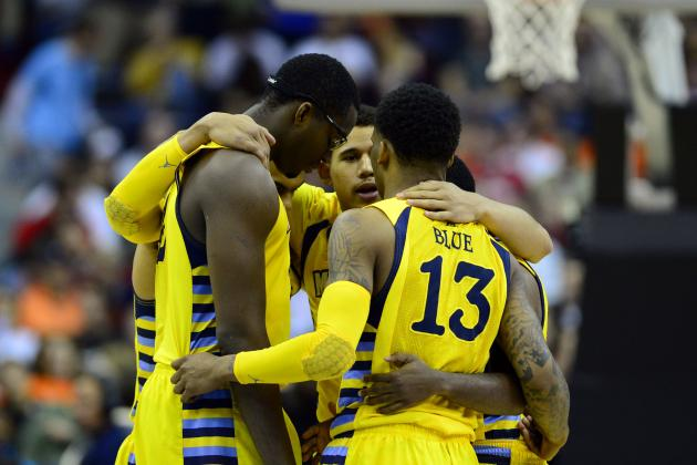 Marquette Basketball: Factors That Will Make or Break Golden Eagles' in 2013-14