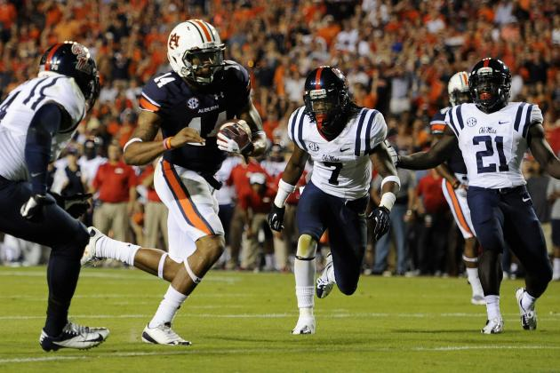 Auburn vs. Ole Miss: Tigers Finally Play Complete Game in Win
