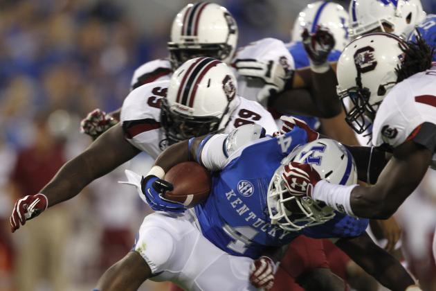 South Carolina's Defense Struggles Against Kentucky, Time for Coaches to Panic