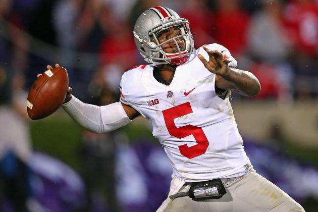 Braxton Miller's Poor Performance Reignites QB Controversy with Kenny Guiton