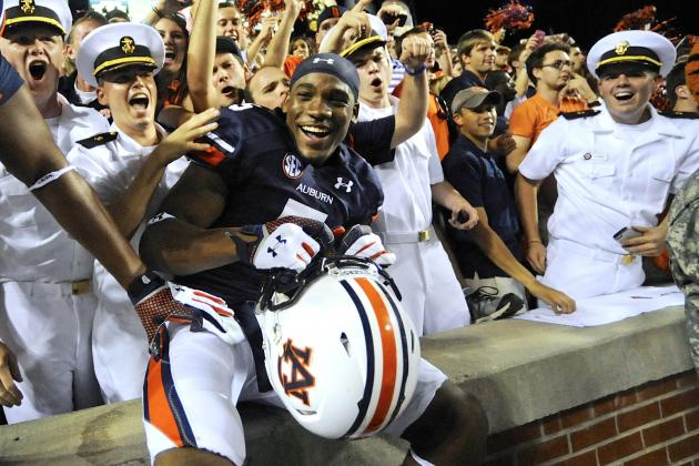 Auburn's Win over Ole Miss Shakes Up the SEC's Bowl Picture