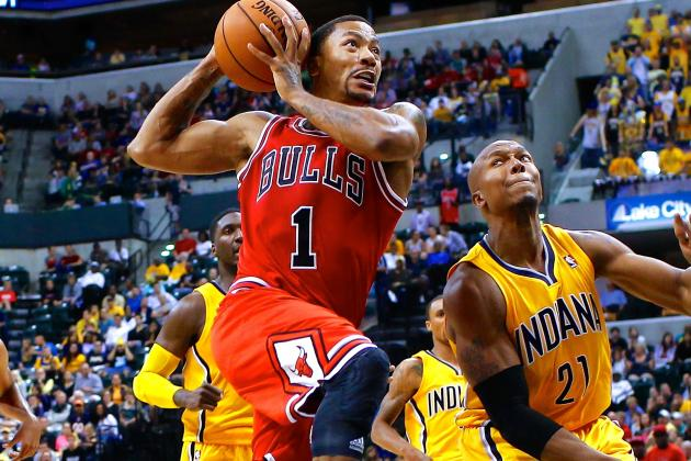 Derrick Rose Looks Sharp in a Return That Should Silence Any Doubters