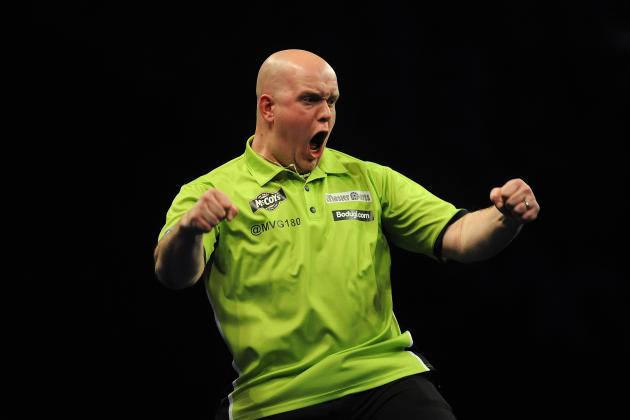 World Grand Prix of Darts 2013: Full Event Schedule and Fixtures