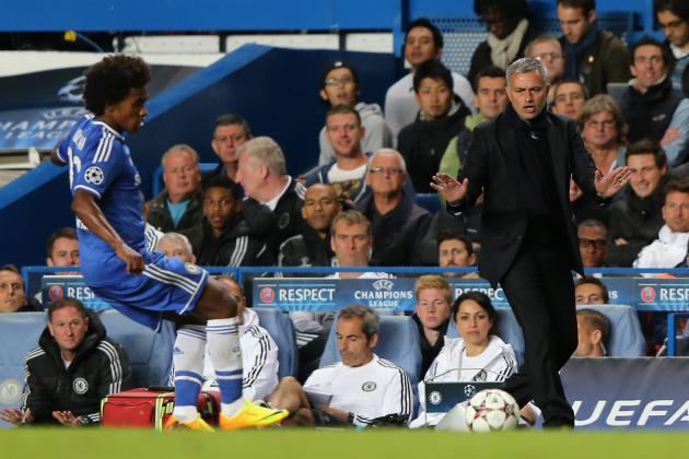 Chelsea Boss Jose Mourinho Wants to Wage War on Divers