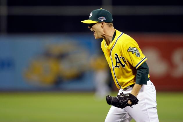 Oakland A's Find Playoff Ace, Momentum in Walk-Off Game 2 Victory over Tigers