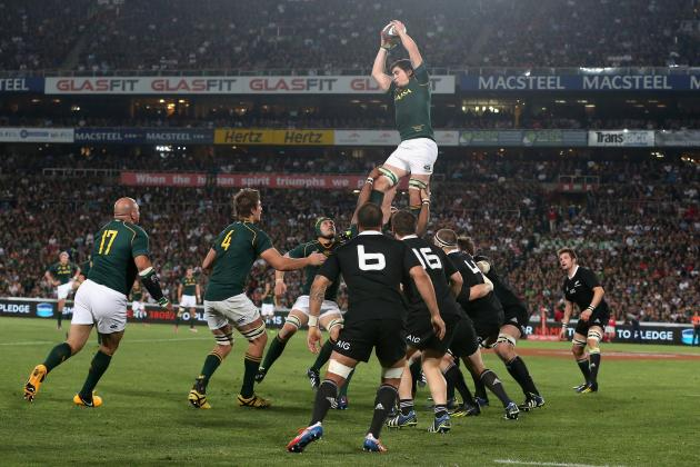 Freedom Cup 2013: What We Learned from South Africa vs. New Zealand
