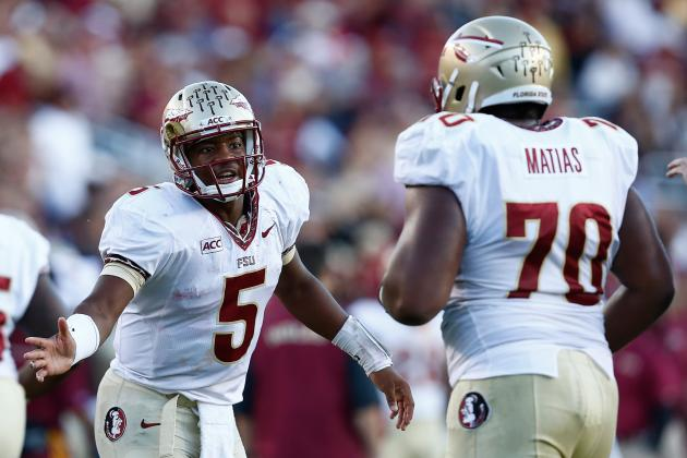 USA Today College Football Poll 2013: Complete Week 7 Rankings Released