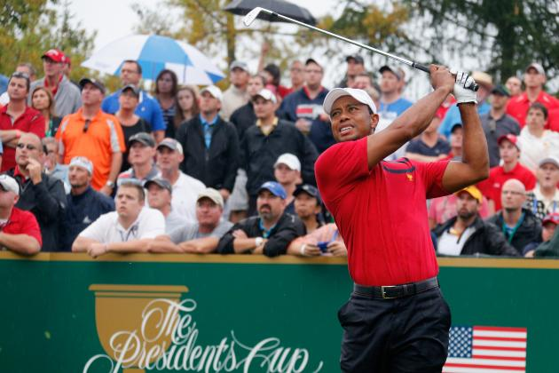 Presidents Cup 2013 Tee Times: Pairings and Predictions for Sunday