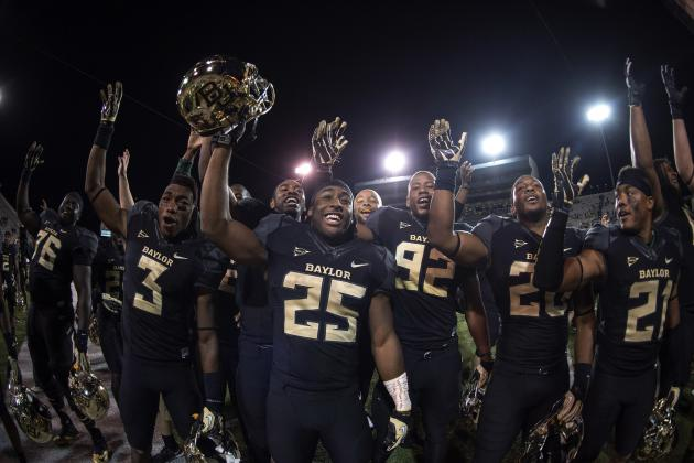 Best Tweets from Baylor Football's Clash with West Virginia