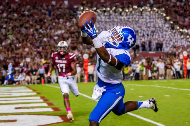 Kentucky Football: Mark Stoops and the Wildcats Have Handled Tough Schedule Well