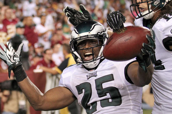 Eagles' McCoy Looks Primed for Big Day Against Giants