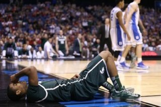 Michigan State's Gary Harris Ready to Return from Ankle Injury