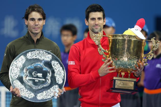 Analyzing Importance of Novak Djokovic's China Open Win vs. Rafael Nadal