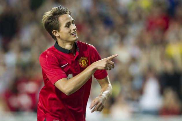 Manchester United: Shining the Light on Adnan Januzaj, Red Devil's Latest Star