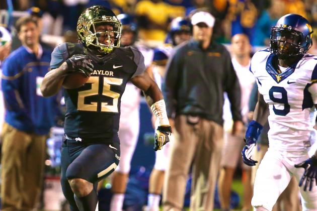 Baylor vs. West Virginia: Hate If You Must, the Bears Can Score with Anyone