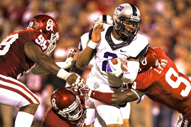 Oklahoma vs. TCU: Sooners Defense Shows It Can Win Games Too
