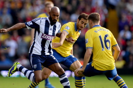West Bromwich Albion vs. Arsenal: Premier League Live Score, Highlights, Recap