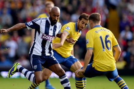 West Bromwich Albion vs. Arsenal: Premier League Live Score, Highlights, Recap