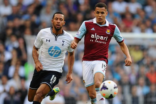 Tottenham Hotspur vs. West Ham United: Premier League Live Score, Recap