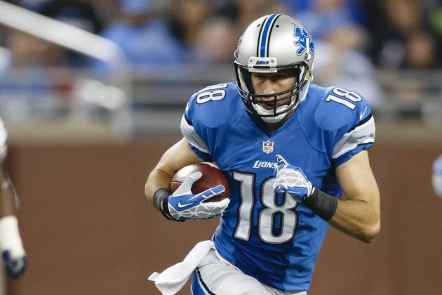 Ryan Broyles vs. Kris Durham: Fantasy Outlook After Calvin Johnson's Injury