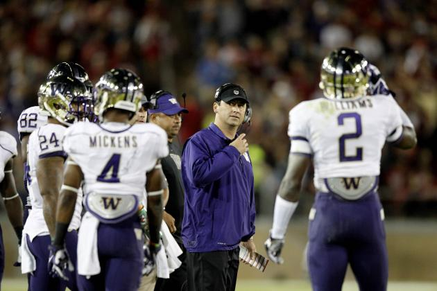 Despite Loss, Huskies Don't Feel Beaten